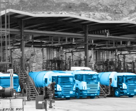 Nuevo Cargadero de Fuel Oil en Terminal Portuaria