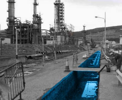 Sistema de Bombeo y Conexión al Oleoducto Bilbao Valladolid (Clh)
