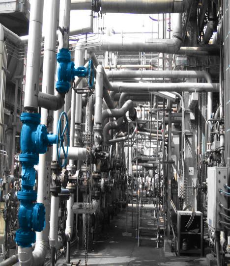 Adaptación de la Refinería para Combustibles a 10 PPM S