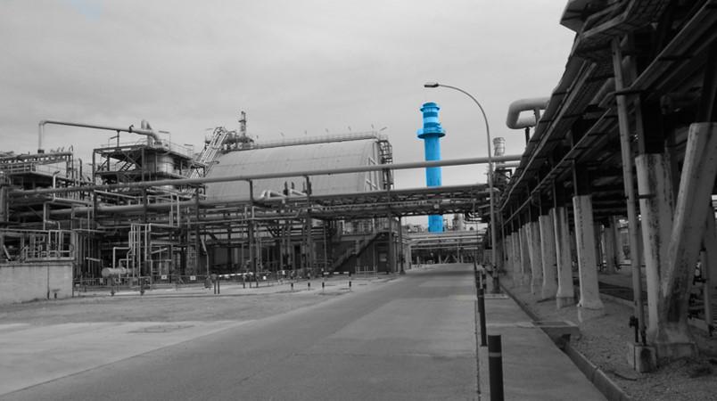 Desmantelamiento Instalaciones Repsol Química Tarragona