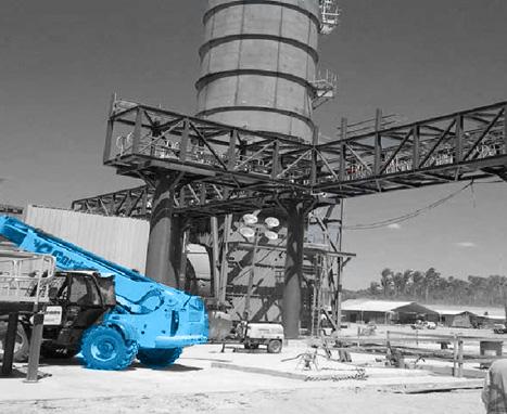 Mpx Ute Parnaiba Gas Power Plant Phase 1&2 Santo Antonio Dos Lopes - Maranhao
