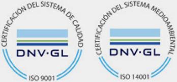 certificaciones calidad y medio ambiente