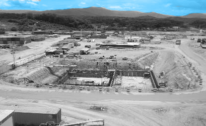 Central Térmica de Ciclo Combinado Termocentro (1.080 mw) Santa Teresa - Estado de Miranda