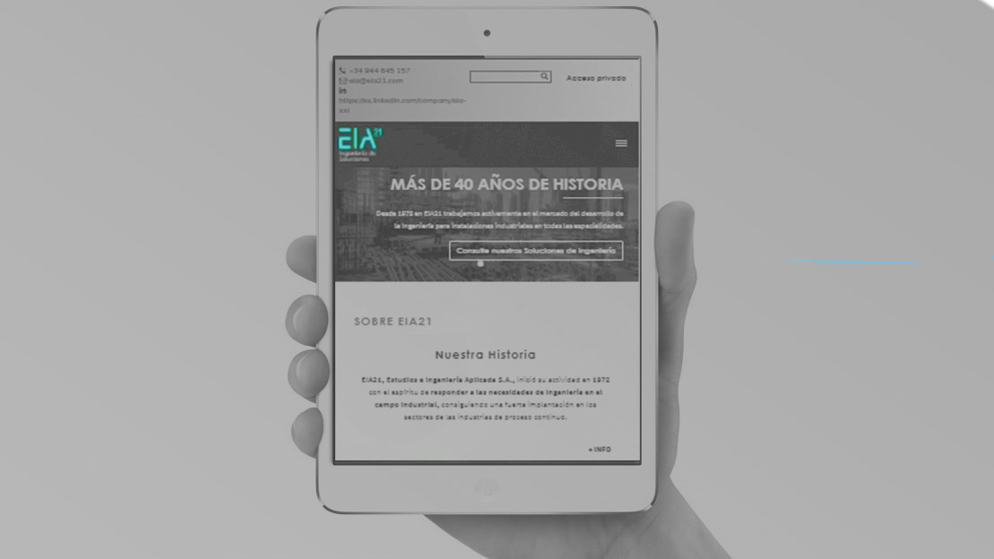 Nueva Web EIA21