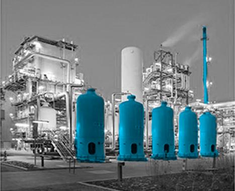 Recuperación de Hidrógeno en Colector de Baja Pureza en la Refinería de Muskiz