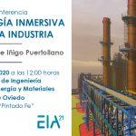 Conferencia-Tecnologia-Inmersiva-EIA21-Escuela-Ingenieria-Oviedo